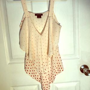 PINK TROUVE CAMI